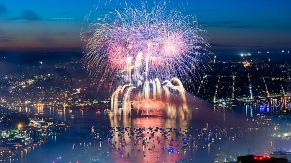 , Seattle Fireworks