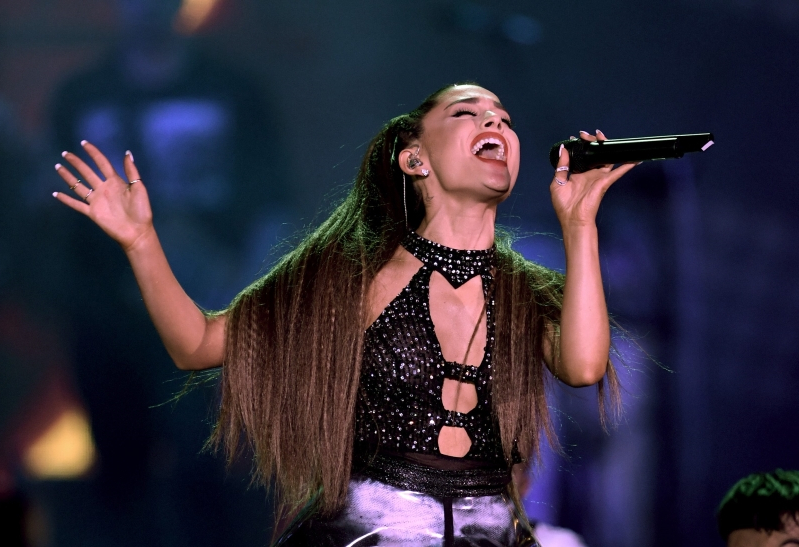 Ariana Grande Goes Fangirl After Performing Alongside Barbra Streisand