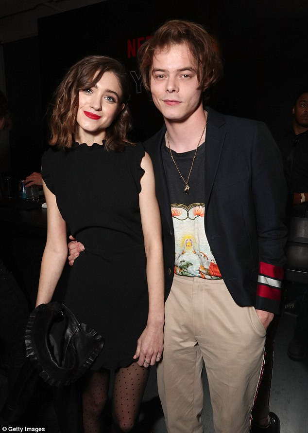 Stranger Things' Natalia Dyer And Charlie Heaton's Budding Relationship Off The Cameras, Here's The Complete Dating Timeline