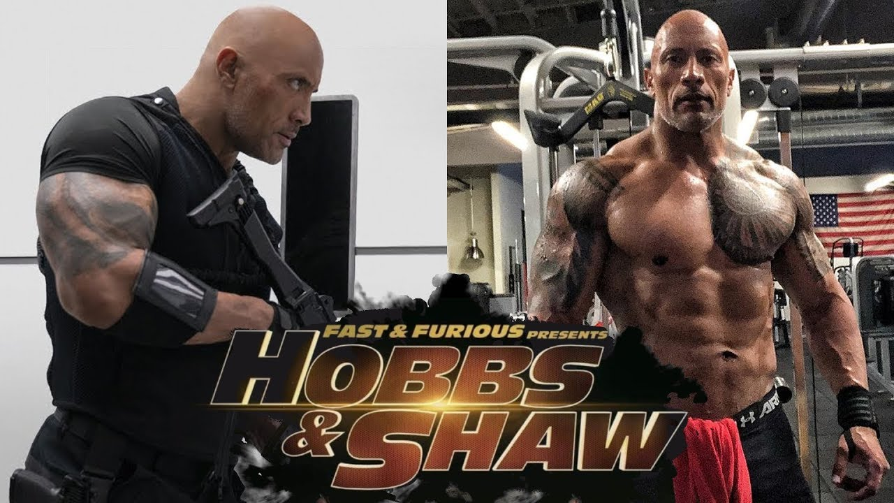 Is Hobbs And Shaw Dwayne The Rock Johnson S Last Movie Of