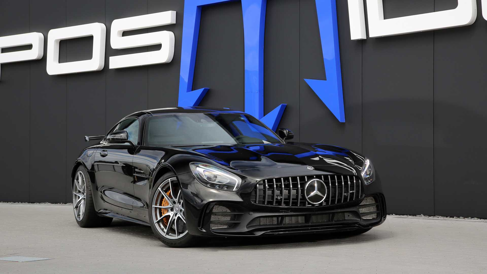 Mercedes-AMG GT R With 880 HP: A Tuner's Black Series