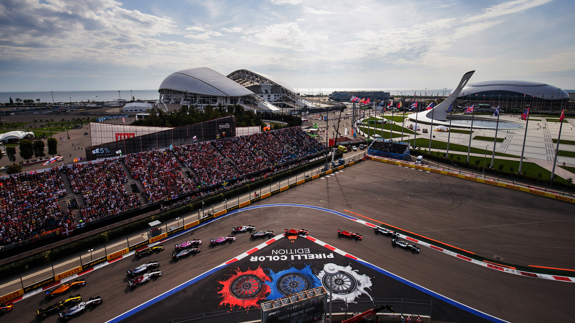 Russian Grand Prix 2019- Full Information and events Details-