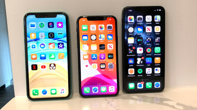 The iPhone 11 is a real success in India