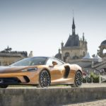 The McLaren GT's Suspension : Promises To Give You A Glossy Smooth Ride in near future