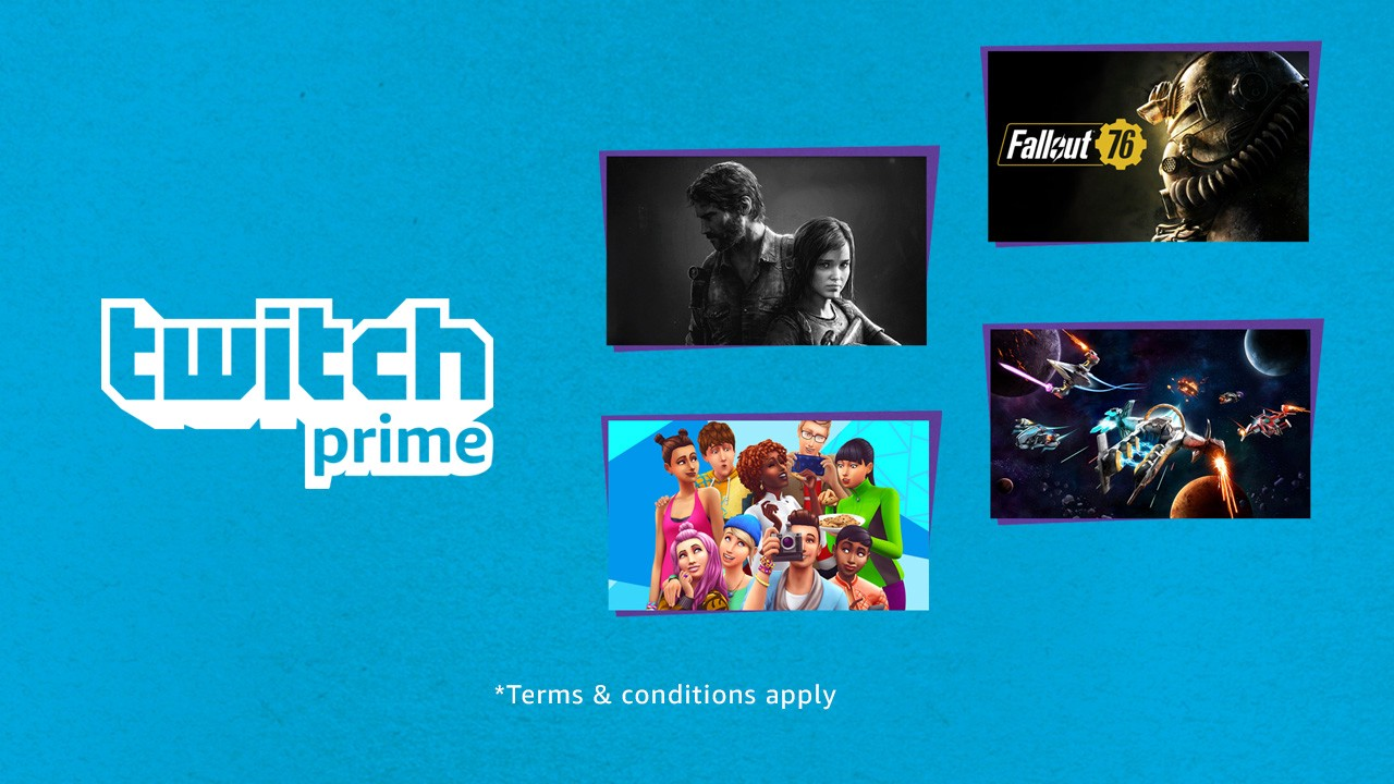 Amazon Prime: Giving free gaming content to members on Twitch — here are the details