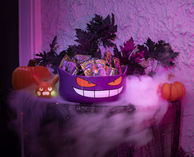 NEW HALLOWEEN COLLECTION NOW AVAILABLE FOR POKÉMON CENTER