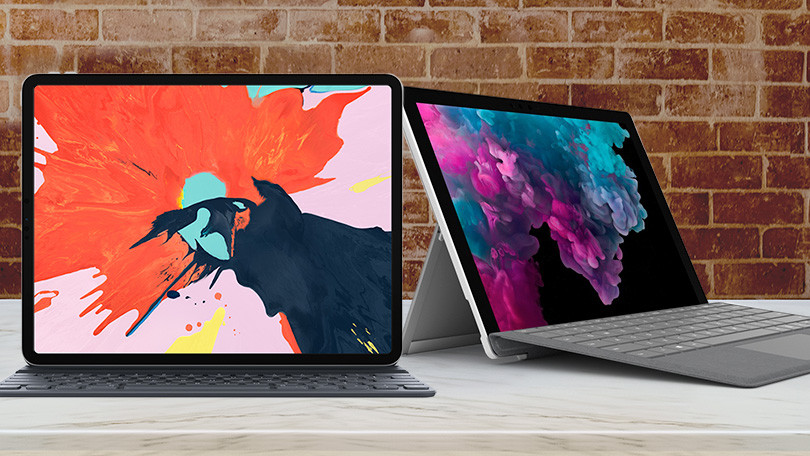 MacBook Air (2019) vs Microsoft Surface Pro 6: Which Ultraportable is Best?