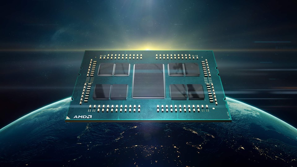 The New AMD EPYC Rome sets up New Performance Record: Details inside