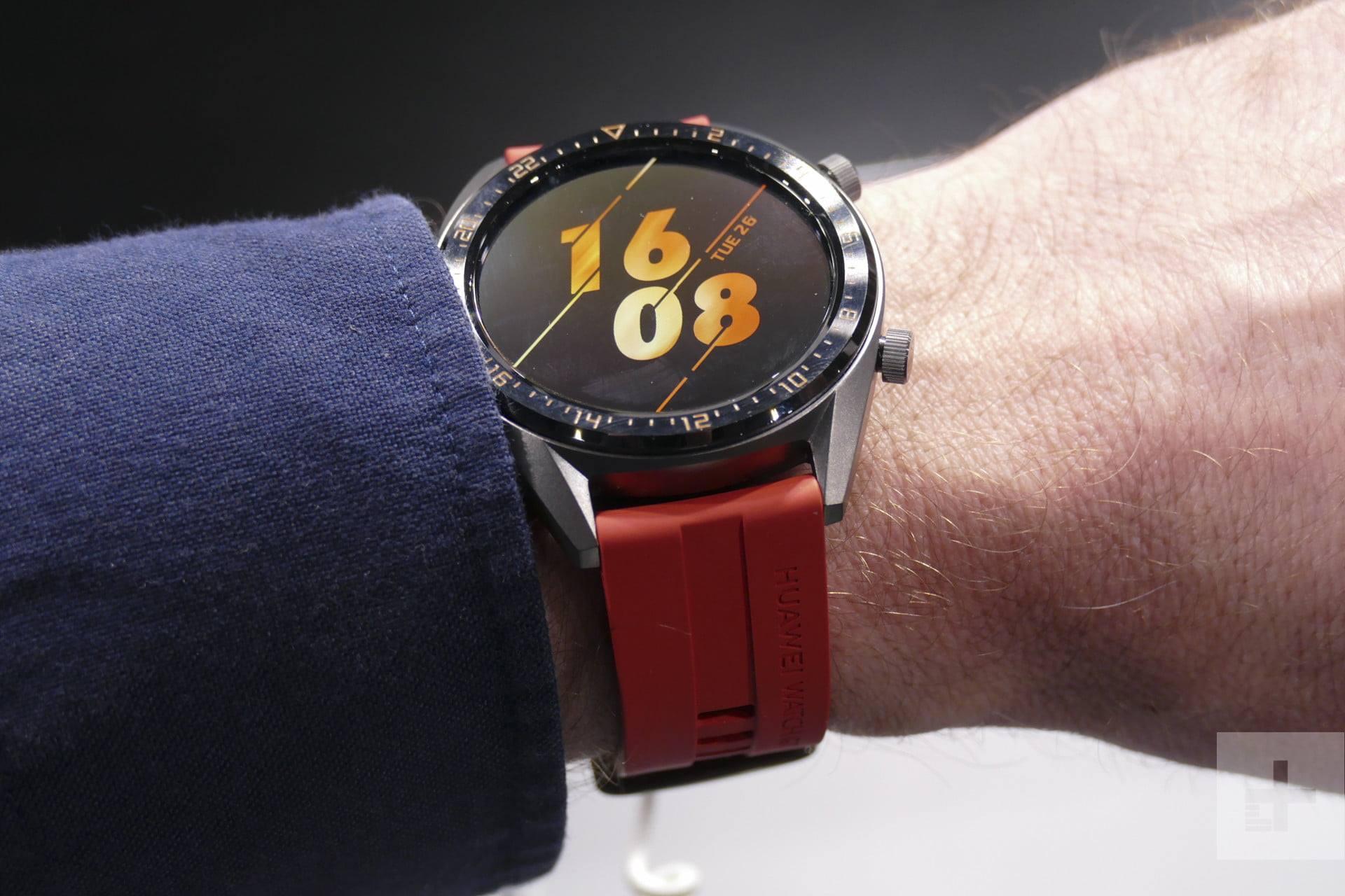 Huawei's HarmonyOS launching Smartwatches & Laptops Outside Of China