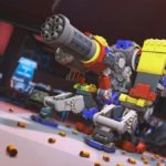 """Overwatch"" Launched The Bastion's Brick Challenge Event"