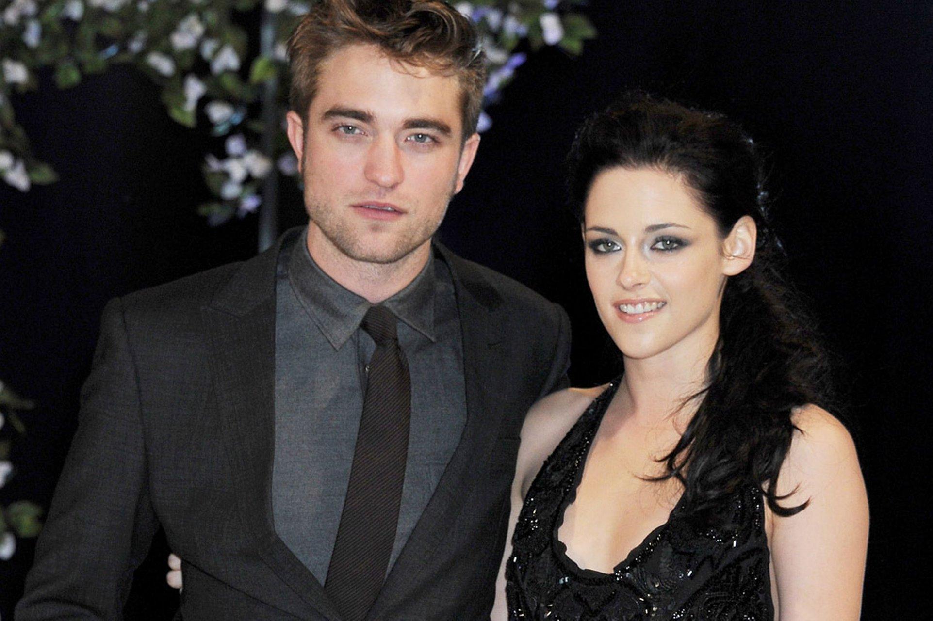 er Kristen Stewart dating Rob Pattinson muck støvler dating