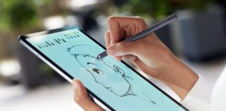 Samsung's Galaxy New Tab S6 : Great design along with feature of combining creative flexibility