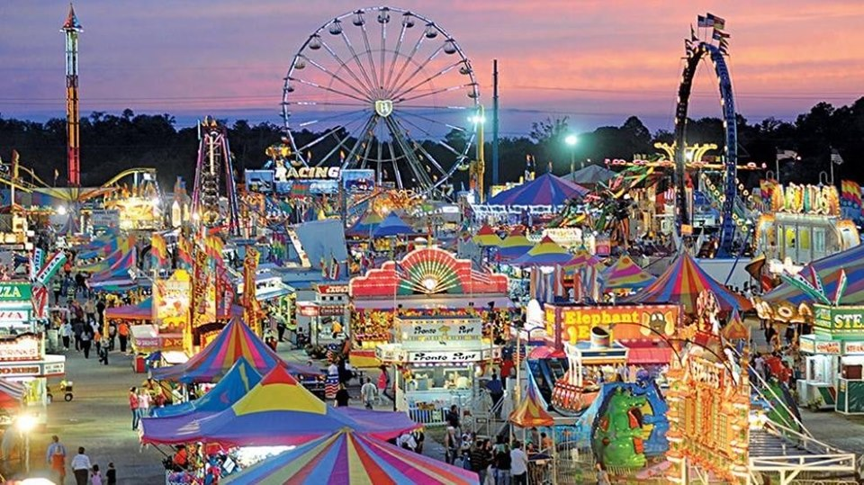 Pensacola Interstate Fair Announces 2019 Entertainment Lineup - Here it is