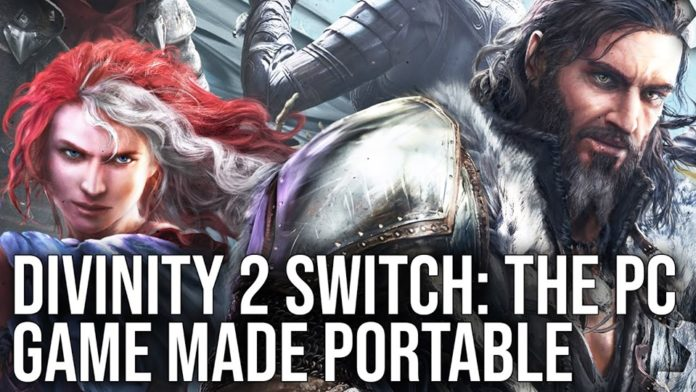 Switch's Divinity Original Sin 2: Is the perfect handheld complement to the PC game