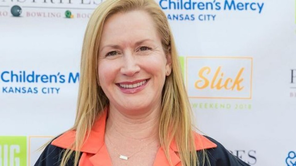 The Office Reunion! Angela Kinsey Supported Her Costar Kate Flannery at DWTS Premiere