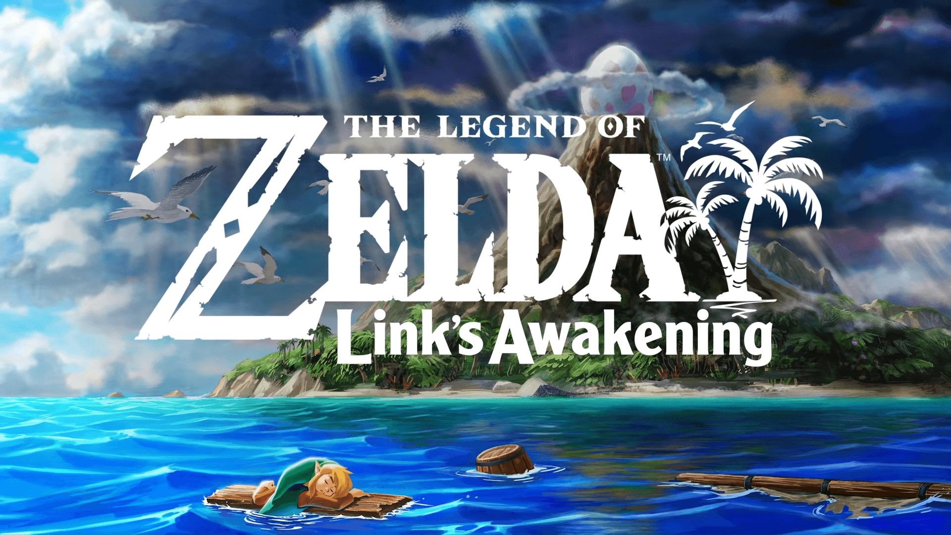 The Legend of Zelda: Link's Awakening Reveals New Story Trailer-Released by Ninetendo switch