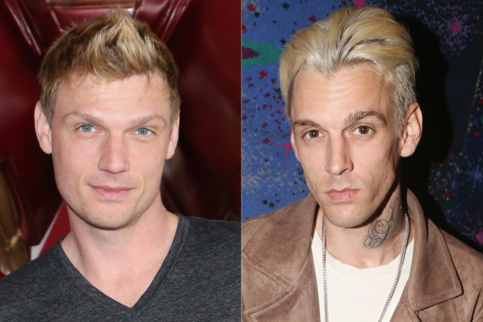 Backstreet Boys' Nick Carter seeks restraining order against brother Aaron