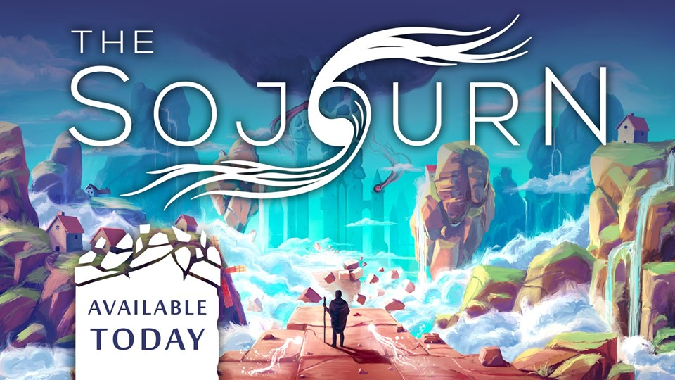 Atmospheric Puzzler's The Sojourn Out Now : Available on PC, PS4 and Xbox One