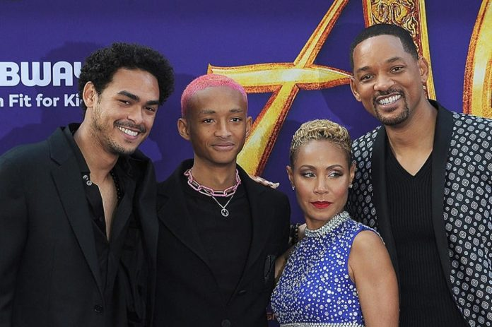 Why Will Smith and Jada Pinkett Staged an