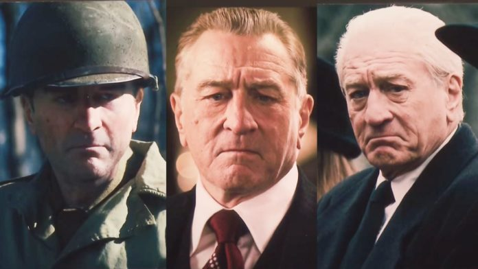 Robert De Niro talks de-aging VFX while debuting new trailer for 'The Irishman'