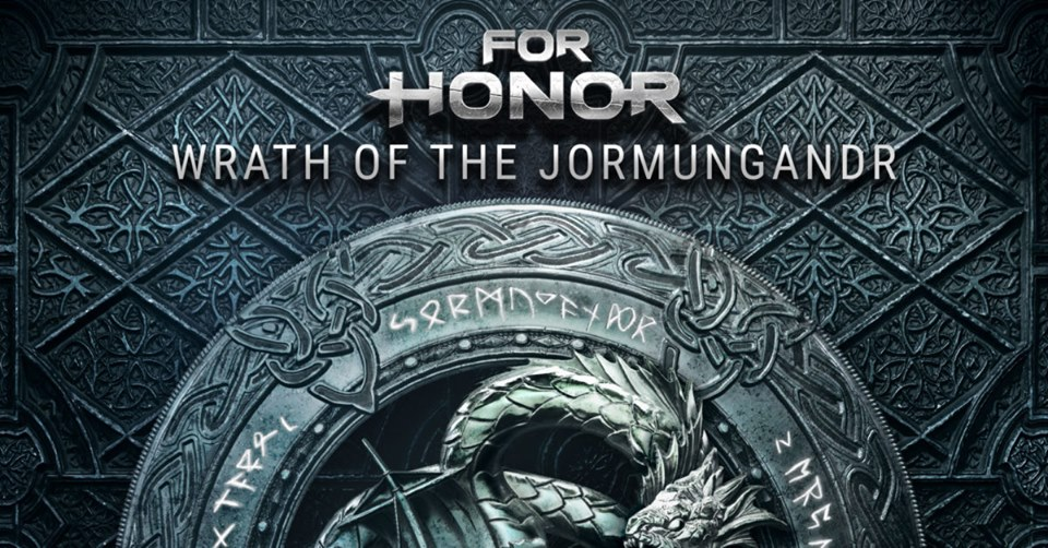 """UBISOFT'S Announcement : """"For Honor"""" Launches A New Event, """"Wrath Of The Jormungandr"""""""