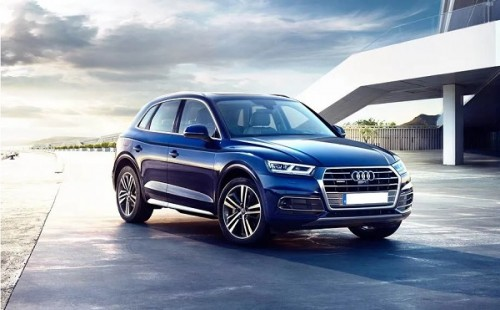 2021 Audi Q5 Facelift Looks Eerily Familiar Daily Bayonet