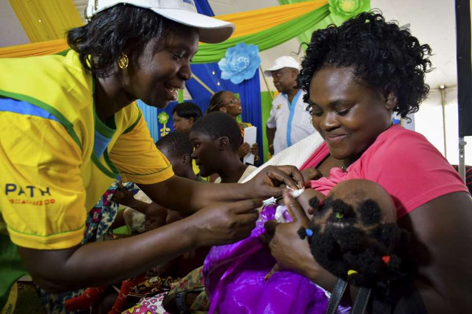 Kenya joins malaria vaccine rollout