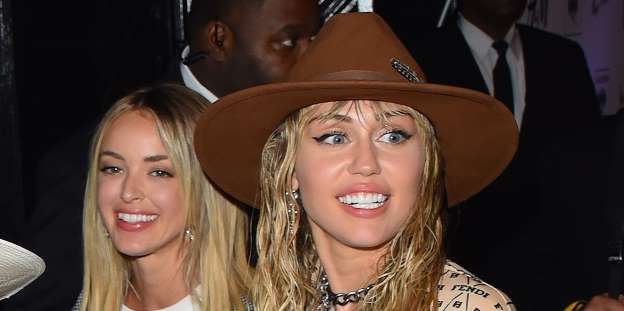 Miley Cyrus is Now Living With Kaitlynn Carter,