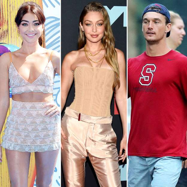 Sarah Hyland gives Some Vital Advice to Gigi Hadid on Dating Tyler Cameron, Details Inside