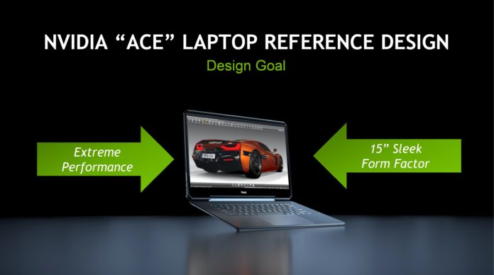 NVIDIA Ace Concept Redefines the Mobile Workstation