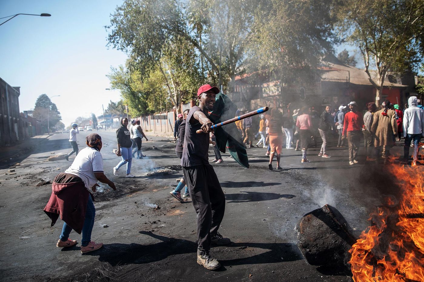 Nigerians to evacuate citizens from South Africa after xenophobic attacks on foreigners