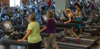 Consuming less calories and doing regular exercises might make bones fragile