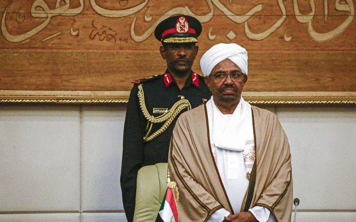 Sudan's cabinet sworn in, 1st since al-Bashir's ouster