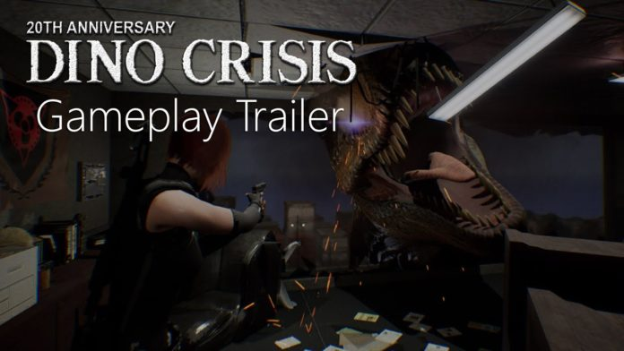Fan Remake of Dino Crisis have Got a Gameplay Trailer