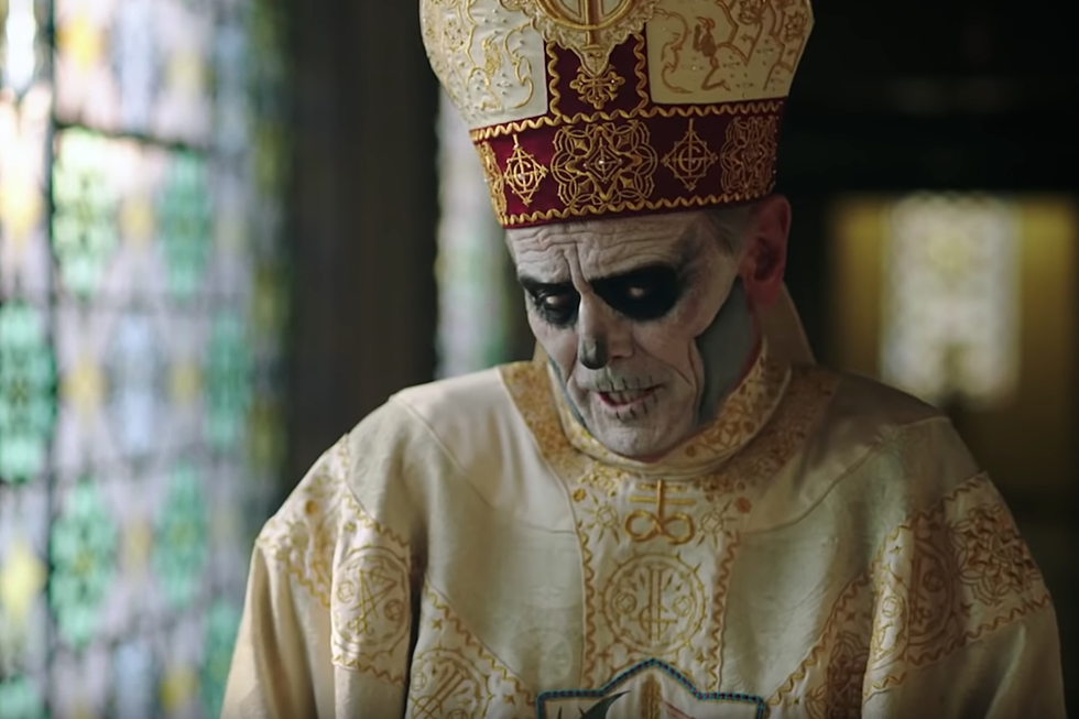 """GHOST Streams Psychedelic : New Song """"Kiss The Go-Goat"""" Release date and other details"""