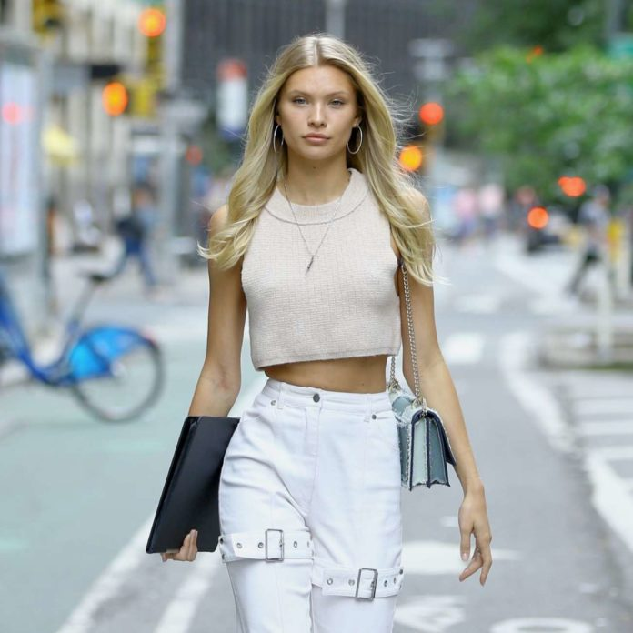 Josie Canseco -Victoria's Secret model shares her fitness secrets- Here's eveything you want to know