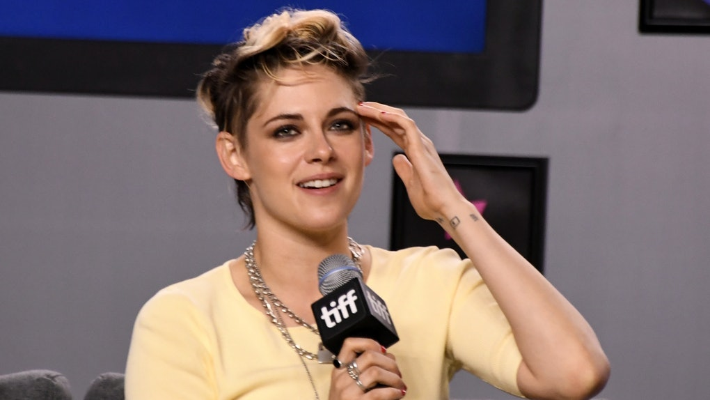 Kristen Stewart doing preprations for the Deauville American Film Festival: Here's all about it
