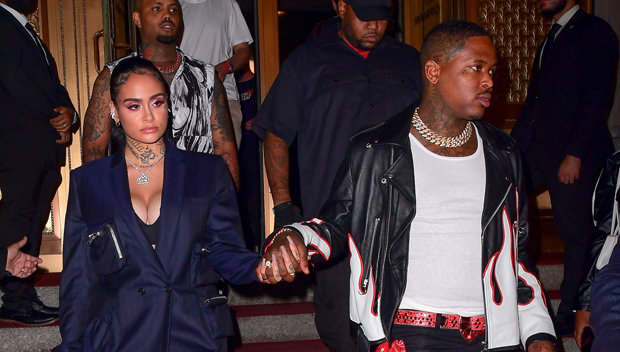 Kehlani & YG Make their Relationship Official With first Public Appearance At NYFW