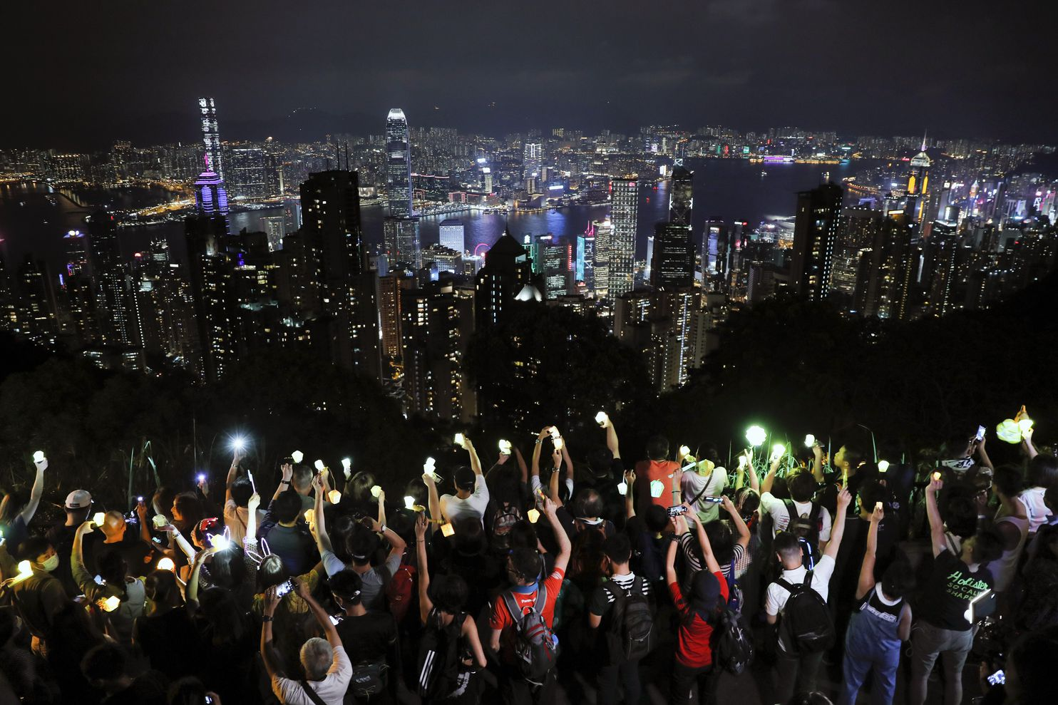 Mid Autumn Festival: Hong Kong marks protests and a new anthem, Explained