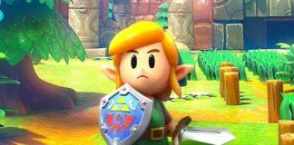 The Legend of Zelda: Link's Awakening Remake Graphics Comparison