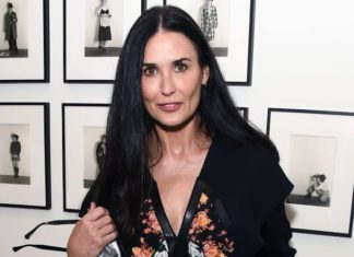 Demi Moore's new memoir Inside Out, to be released on 24 September - Revealing that she was sexually assaulted at 15