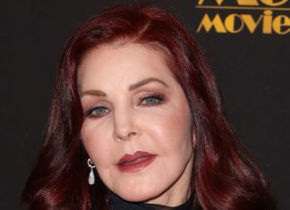 Priscilla Presley's Beloved Horse- Max , Died at Graceland