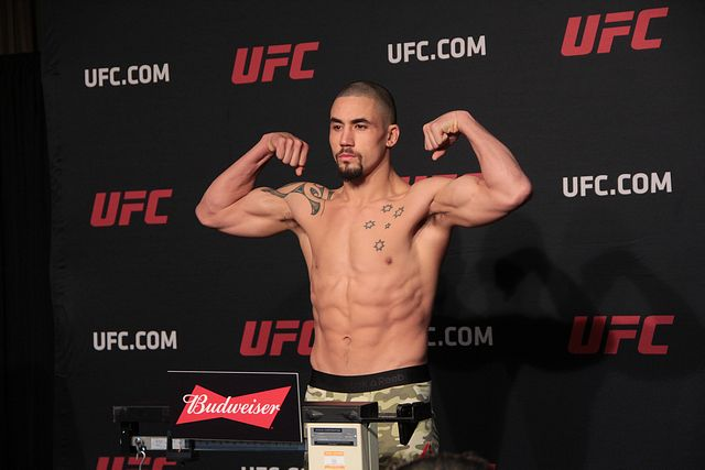 ROBERT WHITTAKER WHY RING RUST IS NOT A CONCERN AHEAD OF UFC 243 EXPLAINED