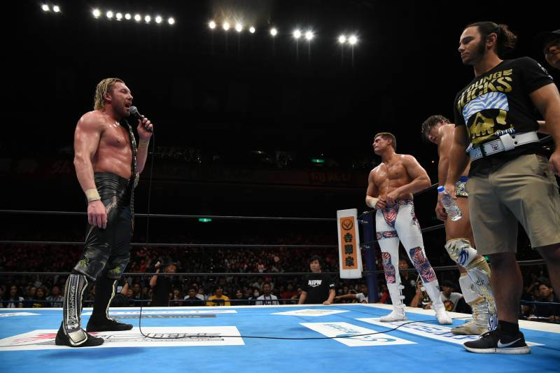 Ring of Honor's Mark Haskins discussion to 24 Wrestling Speak - Here's everything you want to know about