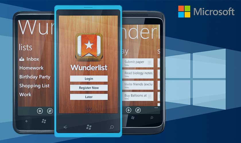 Wunderlist creator wants to buy the app back from Microsoft