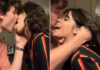 See how Shawn Mendes and Camila Cabello Jokingly Show Fans How They 'Really Kiss'