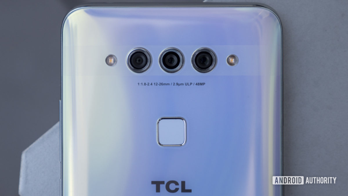 TCL Plex the mid-range phone with triple cameras, new Alcatel devices unveiled
