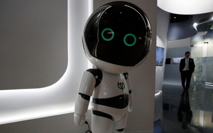 Robots a Threat to British workers - why?