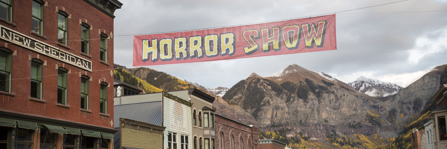 Telluride Horror Show Film Festival 2019 Announced- Dates and Admission details inside