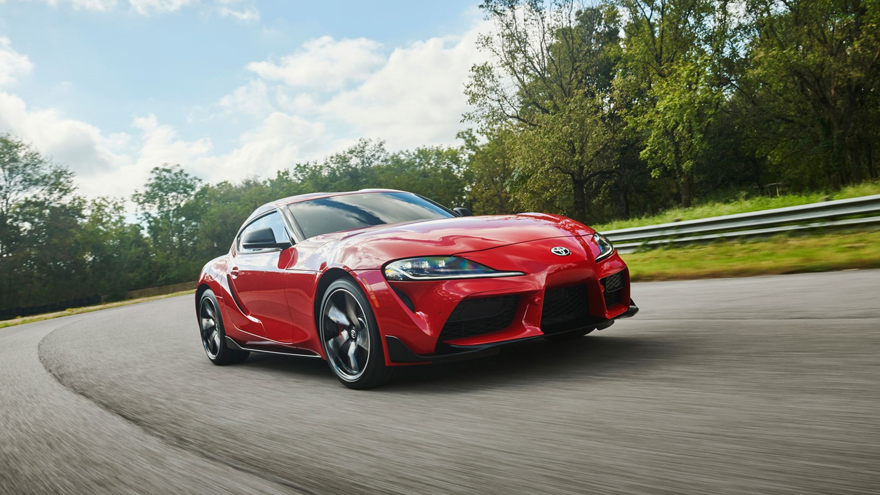 Toyota Supras are finally launching in UK